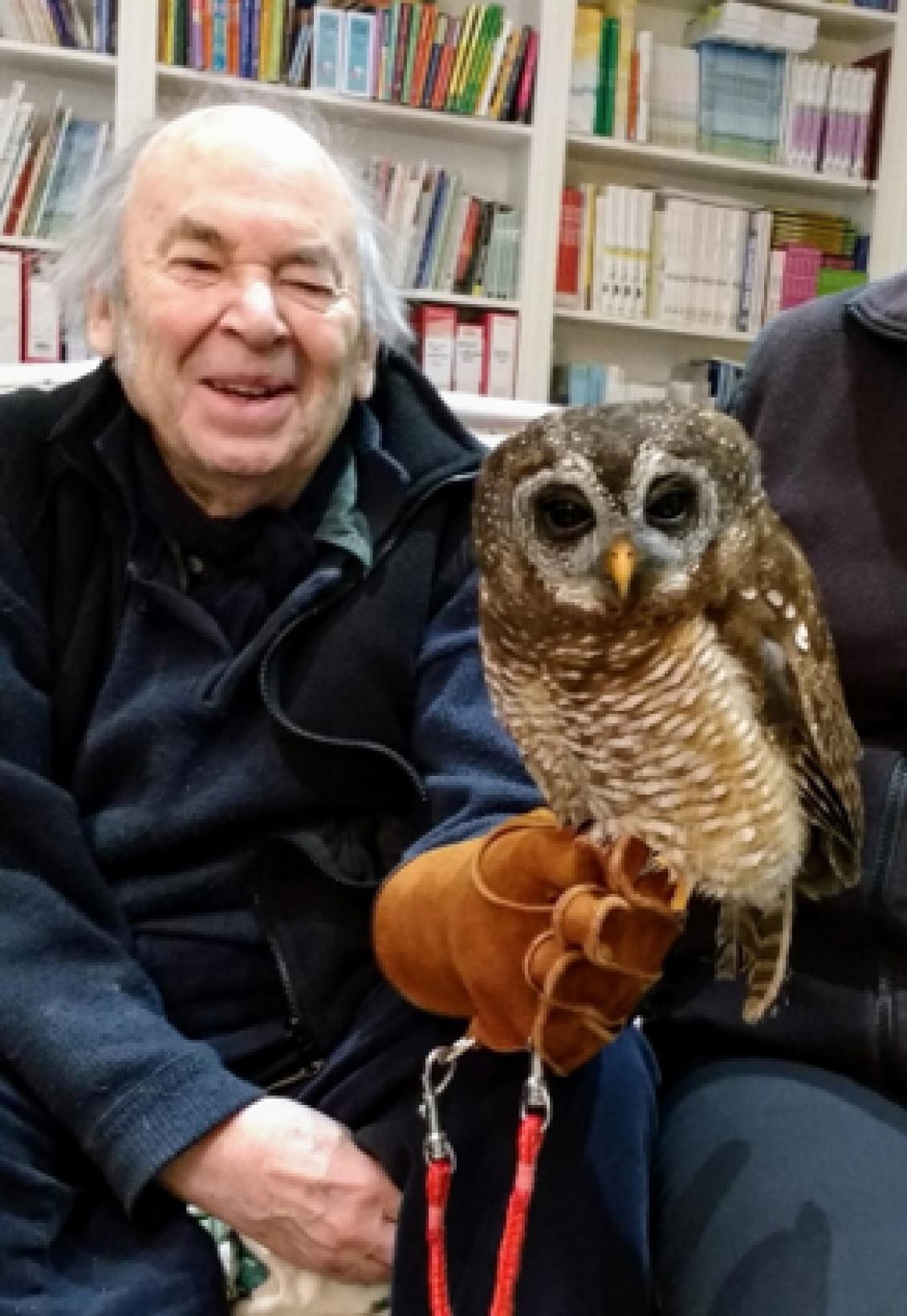 the owls trust patron - quentin blake
